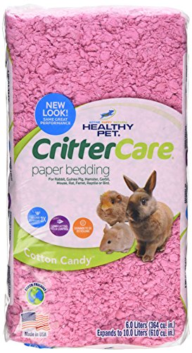 Healthy Pet Bedding, 10-Liter, Pink