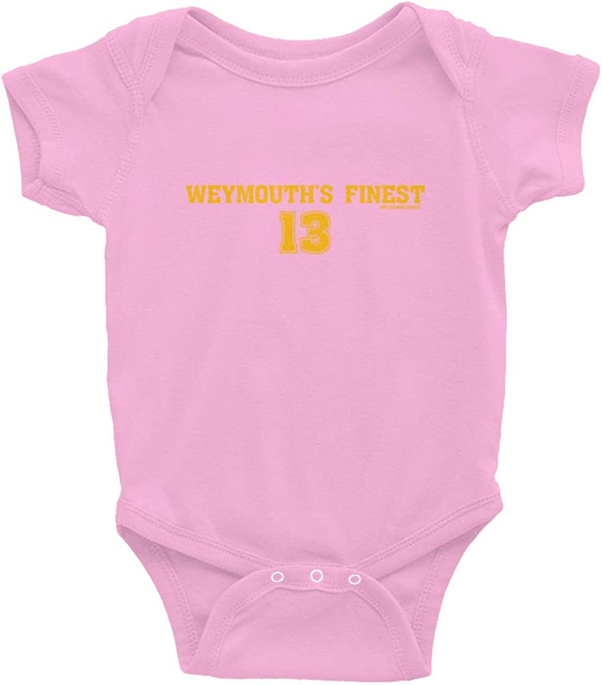 The Awesome Boston Charlie Coyle Weymouths Finest Infant Bodysuit