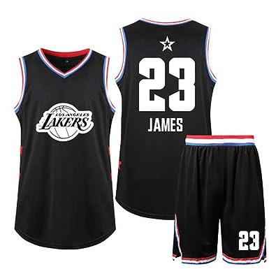 Frip Lebron James 23 USA - Camiseta de Baloncesto (XS-XXXL, 4 NBA ...