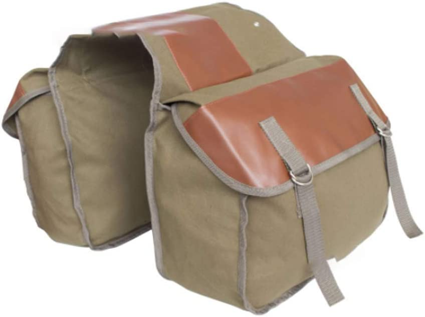 Wisfun Bike Pannier Bag, Motor Bicycle Rear Seat Carrier Bag Bicycle Truck Bag