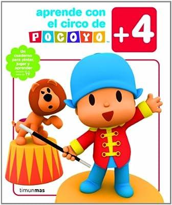 Aprende Con El Circo De Pocoyo Zinkia 9788408086697 Amazon Com