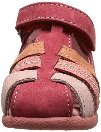 Chaussures Rouge Bébé Babysun Kickers Rouge Bébé Mixte Rose Marche q5gwxYO