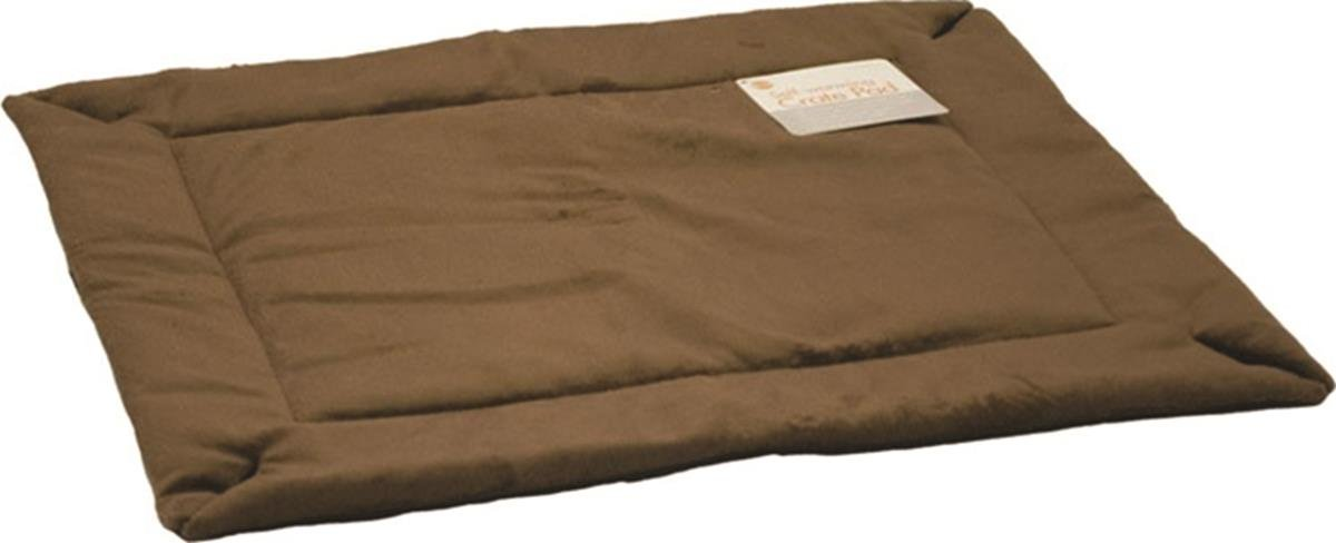 K&H Pet Products 7921 Self-Warming Crate Pad, 21 by 31 , Mocha