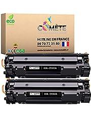 COMETE CF283X 83X tonercartridge, compatibel met HP CF283X HP 83X printer HP Laserjet Pro M201d, M201dw, M201n, MFP M125a