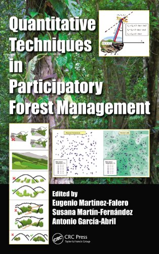 Quantitative Techniques in Participatory Forest Management (English Edition)