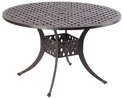 Heritage Outdoor Living Nassau Cast Aluminum 48