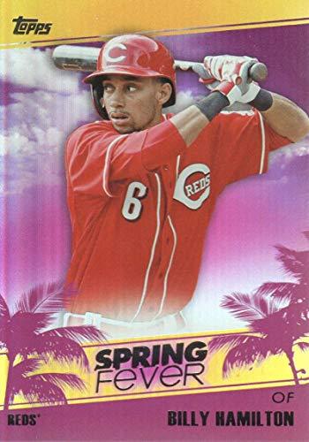 2014 Topps Spring Fever #SF-17 Billy Hamilton Reds MLB Baseball Card/None NM-MT