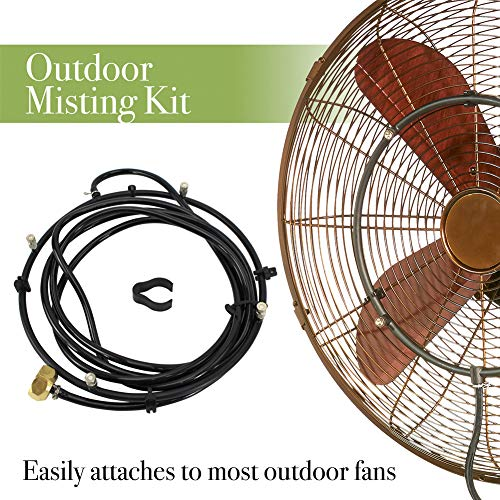 Best Outdoor Misting Fans in 2019 - Stay Cool, Stay Comfortable