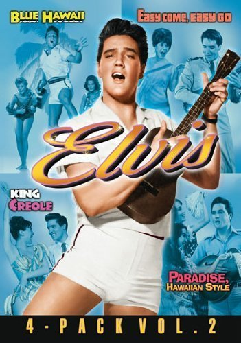 Elvis Four-Movie Collection, Vol. 2 (Blue Hawaii / Easy Come, Easy Go / King Creole / Paradise, Hawaiian Style) by Paramount