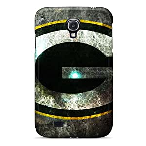 Mov4156FfQg Snap On Case Cover Skin For Galaxy S4(green Bay Packers)
