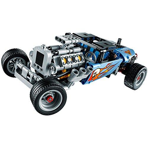 Technic Rod 42022 Jeu De Lego Le Hot Construction N8m0wvn
