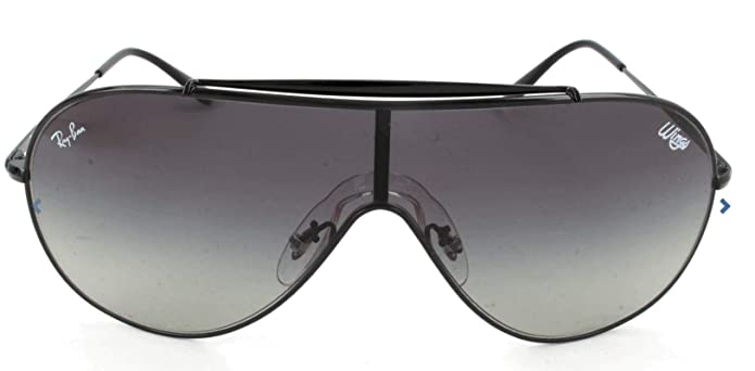 Amazon.com: Ray-Ban 0rb3597 no polarizado Aviator anteojos ...
