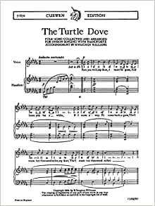Chor Leoni - The Turtle Dove by R. Vaughan Williams - YouTube