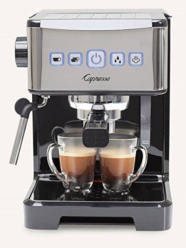 Amazon.com: capresso Ultima Pro cafetera de espresso ...