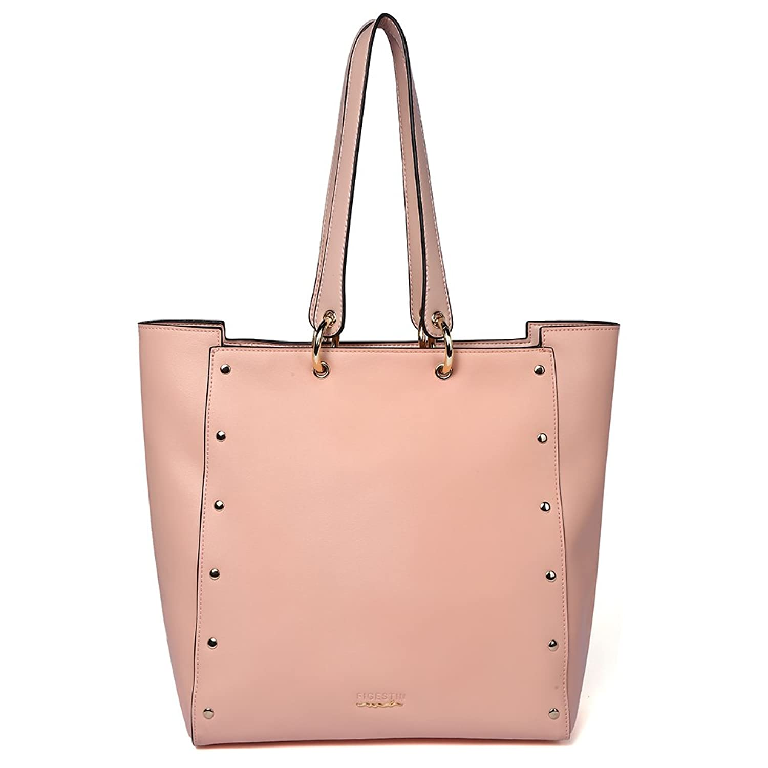 c3067ae66 On Clearance - FIGESTIN Women Leather Tote Purse Designer Top Handle  Satchel Shoulder Bags for Ladies