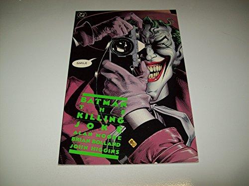 BATMAN THE KILLING JOKE DC COMIC BOOK 1988 1st (Killing Joke Comic)