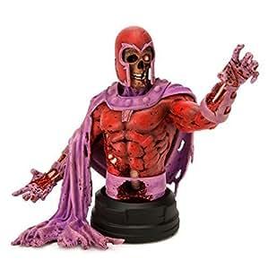 Gentle Giant Marvel X-Men Magneto Villains Zombie Mini Bust