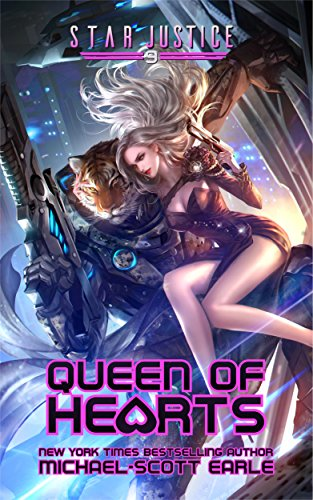 Queen of Hearts: A Paranormal Space Opera Adventure (Star Justice Book 9)