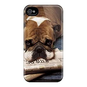 LJF phone case MnOyuQa1540EuFRJ Tpu Phone Case With Fashionable Look For Iphone 4/4s - Siryour Press