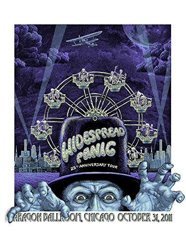 Widespread Panic: 25th Anniversary Tour - Aragon Ballroom, Chicago (October 31, 2011)]()