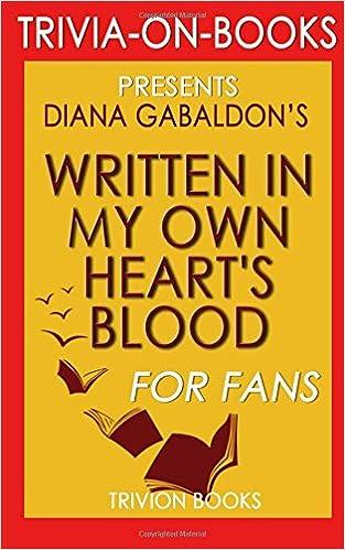 Own written pdf blood my hearts in