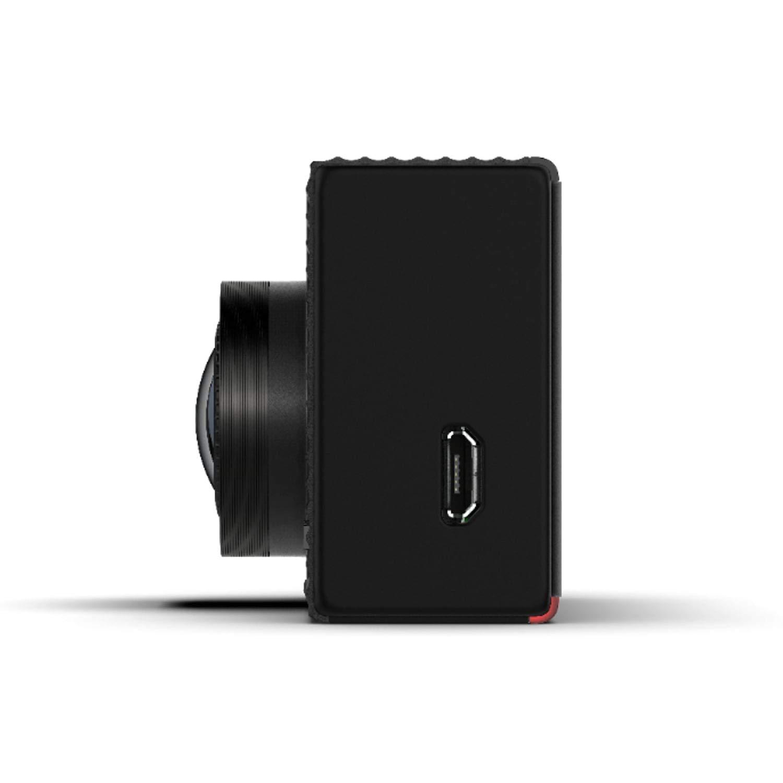 Garmin DashCam Mini kompakt HD-Aufnahmen automatische Speicherung von Unfallvideos 140/° Weitwinkel