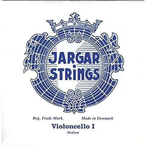 Jargar Superior Cello D String Forte (Jargar Cello Strings Forte)