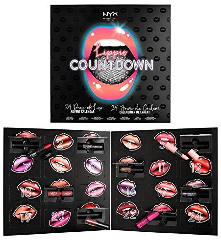 NYX Professional Makeup NYX LIPPIE COUNTDOWN HOLIDAYS 2017 by NYX Professional Makeup