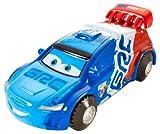 Mattel Disney Cars Stunt Racers Raoul Caroule Plastic Car