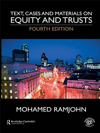 Equity and Trusts - Gifts