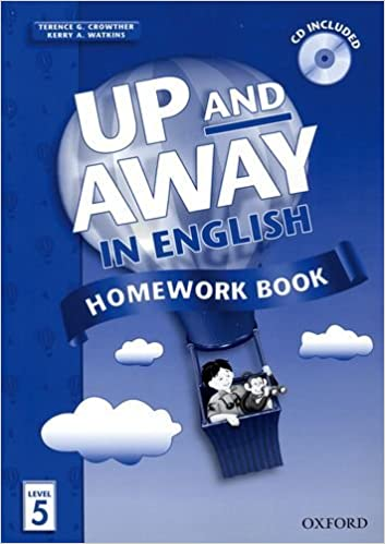 Up and Away in English Homework Books: Pack 5: Homework Book Packs ...