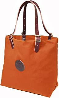 product image for Duluth Pack Market Tote, Orange, 14 x 18 x 9-Inch