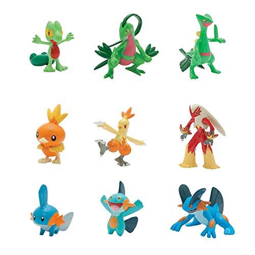 TOMY XL Multi Pack Action Figure (Pokemon Mini Figure Multi Pack)