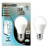 Miracle LED 605025 3-Watt Refrigerator & Freezer Light, Long Life Energy Saver Bulb, Cool White