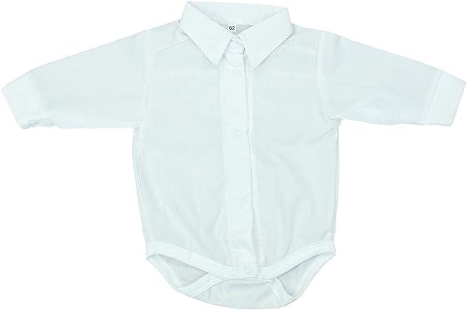TupTam Body Camisa para Bebés con Cuello de Manga Larga: Amazon.es: Ropa y accesorios