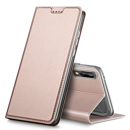 folio style flip cover case for huawei p20
