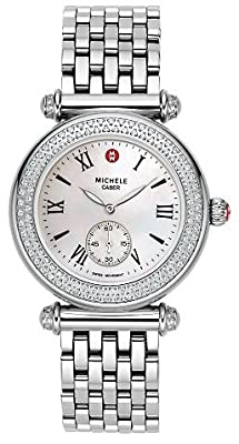 Michele Caber Diamond Watch Mww16A000001 by Michele