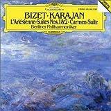 """进口CD:比才""""卡门""""组曲(4151062) 柏林爱乐乐团.卡拉扬指挥"""