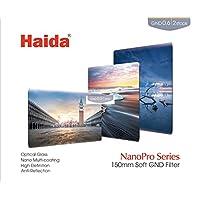Haida NanoPro 150mm x 170mm MC Soft Grad ND 0.6 2 Stop Optical Glass Filter 150 ND4 Neutral Density HD3481