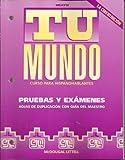 Tu Mundo, MCDOUGAL LITTEL, 0618086447