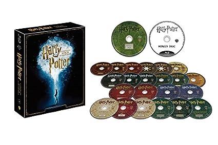 Daniel Radcliffe - Harry Potter Complete 8-Film Box 24 Blu-Ray Edizione: Giappone Italia Blu-ray: Amazon.es: Cine y Series TV