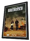 Bad Boys II - 27 x 40 Framed Movie Poster