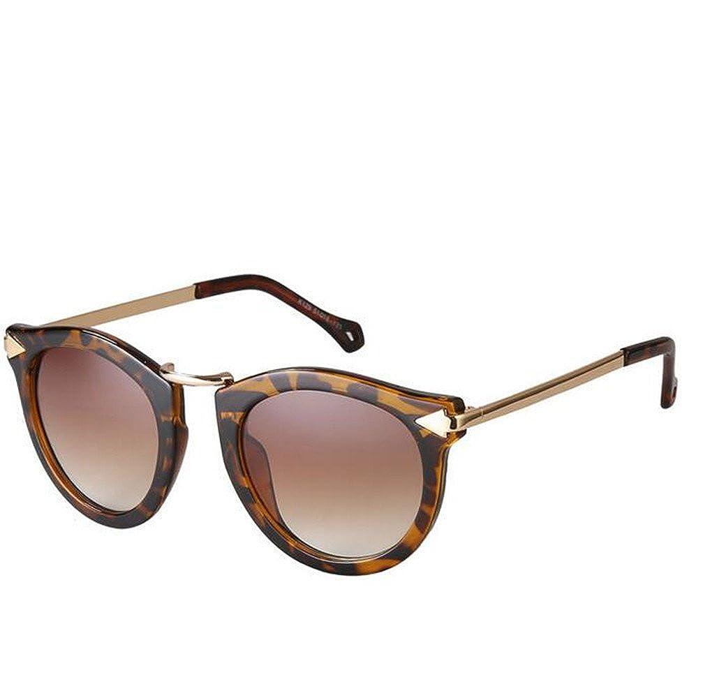 Leopard Box SUNGLASSES Sepia Personality New Trend Of the Polarized Sunglasses, Elegant and Stylish Glasses
