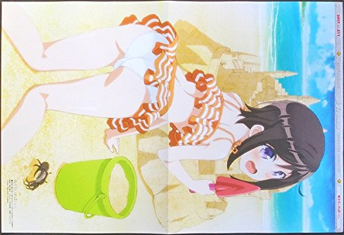 妹さえいればいい ピンナップポスター 羽島千尋 ビキニ水着の商品画像