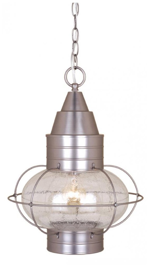 Vaxcel OD21836BN Chatham 13-Inch Outdoor Pendant, Brushed Nickel by Vaxcel  B001ARCWKI