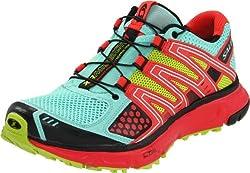 Salomon Women's Xr Mission Running Shoe,celedonpapayapop Green,8.5 M Us