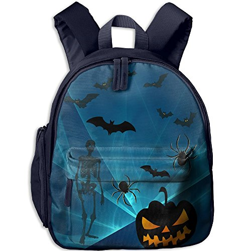 PNG PARA HALLOWEEN Kids School Backpack Cool Children Bookbag Adjustable Shoulder Straps Bag (Halloween Candy Png)