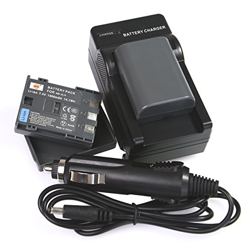 NB 2LH Battery Charger Adapter PowerShot
