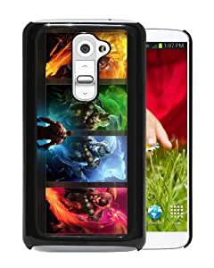 Best Buy League Of Legends Udyr Black Durable LG G2 Protective Skin Cover Case