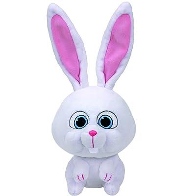 Ty Beanie Babies Secret Life of Pets Snowball The Bunny Medium Plush: Toys & Games